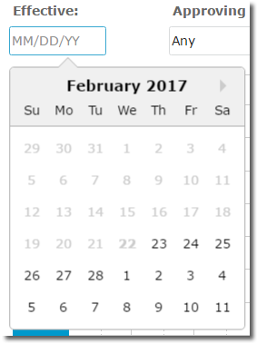 b this is where you will choose the active date for your new availability set you can select any date from the current date onwards